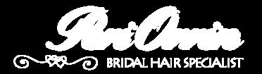 Peri Orrin bridal hair stylist